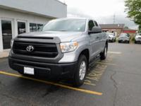 Gray 2015 Toyota Tundra 4WD 6-Speed Automatic