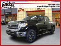 ELECTRIFYING!!! This super Tundra is just waiting to