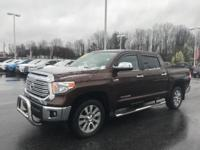 Sunset Bronze Mica 2015 Toyota Tundra Limited 4WD