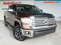 Scores 17 Highway MPG and 13 City MPG! This Toyota