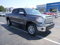 Drive this superior Tundra home today** Won't last