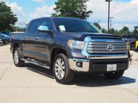 This 2015 Toyota Tundra Limited at Century Chevrolet is