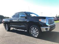 CARFAX One-Owner. Certified. 2015 Toyota Tundra Limited