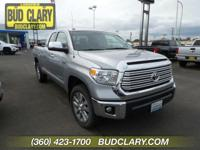 Recent Arrival! 4WD, Limited Leather. CARFAX One-Owner.