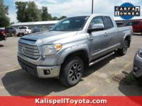 Options:  2015 Toyota Tundra Limited|Silver Sky