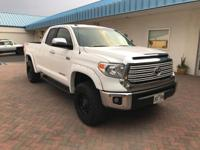 This 2015 Toyota Tundra 4WD Truck LTD is offered to you