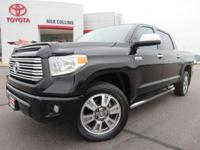 This 2015 Toyota Tundra comes equipped with power