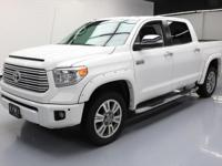 2015 Toyota Tundra with 5.7L V8 Engine,Leather