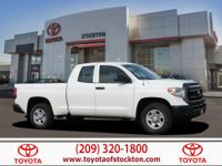 Options:  2015 Toyota Tundra Double Cab Sr|Super