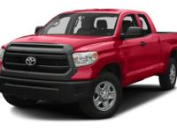 Options:  2015 Toyota Tundra Sr|Miles: 42595Stock