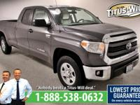 Recent Arrival! Just Reduced!2015 Toyota Tundra, Gray,