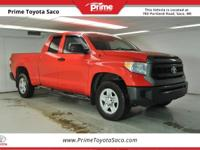 CARFAX One-Owner! Toyota Certified! 2015 Toyota Tundra