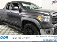 Toyota Tundra SR5 CLEAN CARFAX, ALLOY WHEELS, BLUE