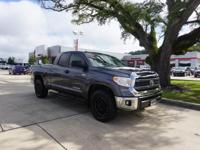 CARFAX One-Owner. Clean CARFAX. Gray 2015 Toyota Tundra