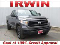 TOYOTA CERTIFIED! LOW MILES! 4WD! ONE OWNER! ACCIDENT