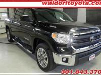 2015 Tundra SR5 4.6L V-8 Crewmax with Only 53,164