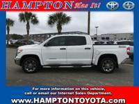 This Certified 2015 Toyota Tundra 2WD Truck SR5 is a