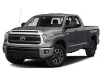 TSS OFF ROAD. Tundra SR5, 4D CrewMax, i-Force 5.7L V8