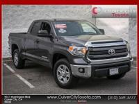 Options:  2015 Toyota Tundra Sr5 Gray Short Bed! Don't