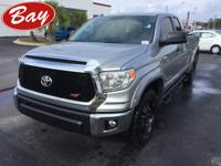 This outstanding example of a 2015 Toyota Tundra 2WD