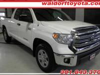 2015 Tundra SR5 5.7L V-8 Double Cab with Only 5500