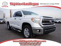 Like new. Spotless. David Wilsons Toyota of Las Vegas