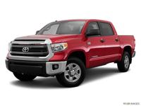 This 2015 Toyota Tundra SR5 is complete with