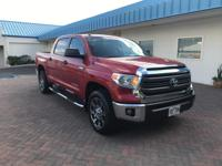 This 2015 Toyota Tundra 4WD Truck SR5 is proudly