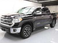 2015 Toyota Tundra with TRD Off Road Package,Cloth