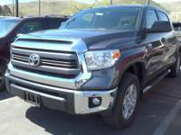 Come see this 2015 Toyota Tundra SR5. Its Automatic