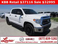 1-Owner New Vehicle Trade! SR5 5.7 V8 Crew Max 4x4. 20