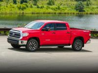 New Price! Certified. 2015 Toyota Tundra SR5 in