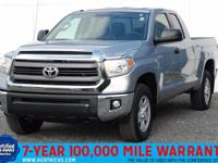 This outstanding example of a 2015 Toyota Tundra 4WD