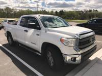We are excited to offer this 2015 Toyota Tundra 4WD
