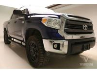 This 2015 Toyota Tundra SR5 Crew Cab 4x4 with only