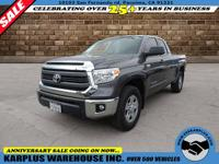 2015 Toyota Tundra 2WD Truck Double Cab 5.7L V8 6-Spd