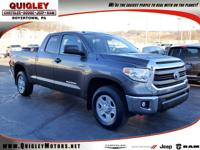 2015 Toyota Tundra Crew Cab 4X4! Clean local trade!