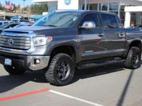 CARFAX One-Owner. 2015 Toyota Tundra SR5 Magnetic Gray
