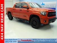 TRD PRO-4X4-NAV-REAR CAM-BLUETOOTH-POWER WINDOWS-POWER