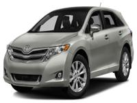 Options:  2015 Toyota Venza Le|Put Down The Mouse