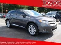 Options:  2015 Toyota Venza Le|Gray/|V4 2.7 L