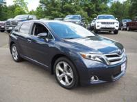 2015 Toyota Venza Limited Blue New Price! Accident