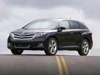 Mercury Gr 2015 Toyota Venza AWD 6-Speed Automatic