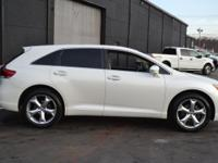 This 2015 Toyota Venza 4dr 4dr Wagon V6 AWD XLE