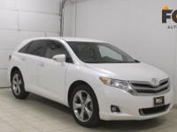 This outstanding example of a 2015 Toyota Venza XLE is