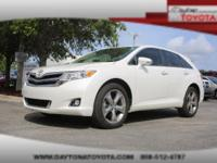 Check out this gently-used 2015 Toyota Venza we