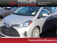 This outstanding example of a 2015 Toyota Yaris L is