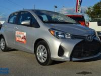 Look at this 2015 Toyota Yaris . Its transmission and