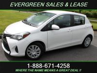 If you are in the market for a 2015 Toyota Yaris LE and