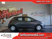 New Arrival! CARFAX ONE OWNER! This 2015 Toyota Yaris
